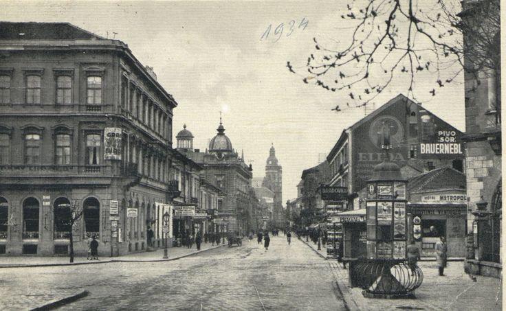 Mlynská ulica.