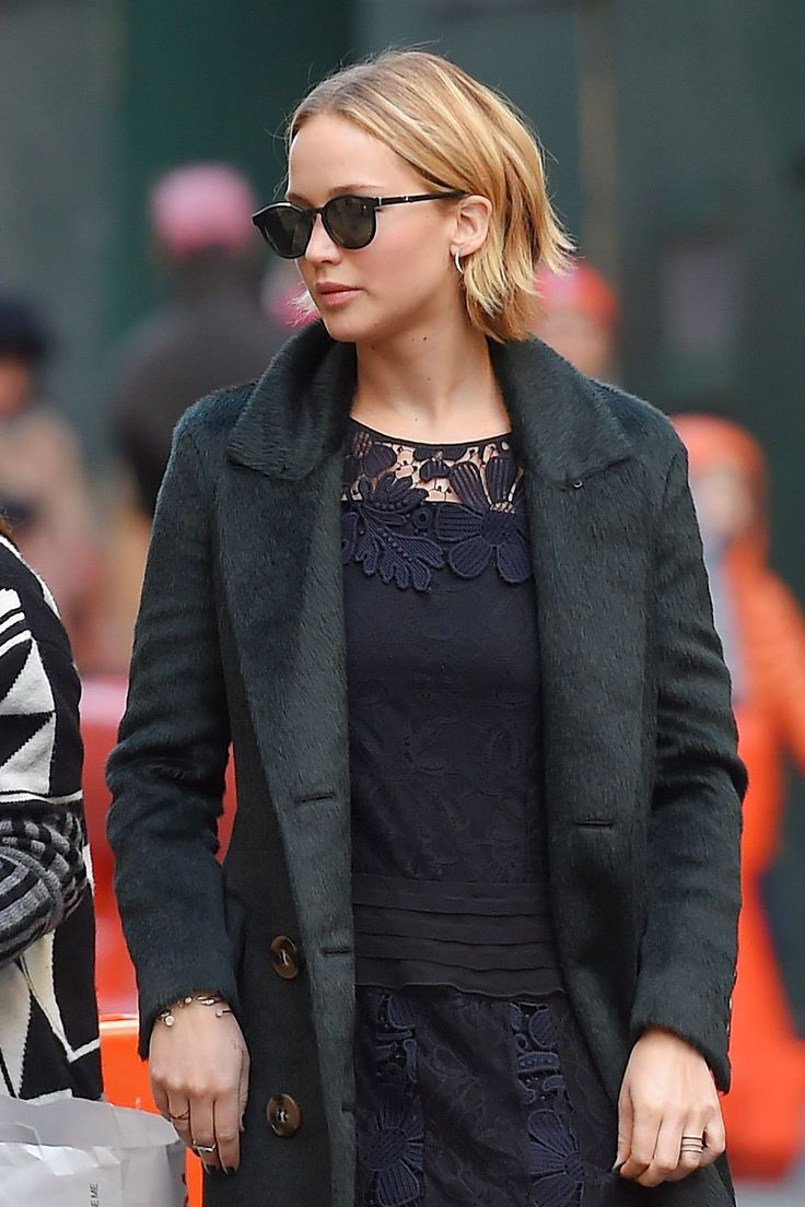 11 images of Jennifer Lawrence's perfect bob haircut to bookmark now
