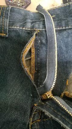 Come cambiare la cerniera ai pantaloni