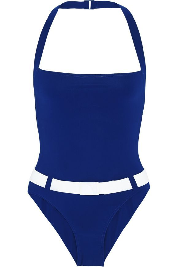 b610001bf21 Portsea belted swimsuit | ORLEBAR BROWN | Sale up to 70% off | THE OUTNET