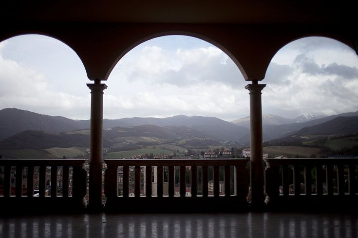 An Italian Monastery Becomes a Fashion Destination for Brides in a Frugal Era - NYTimes.com. The monastery, located in the central Umbria, was once the home of St. Rita.
