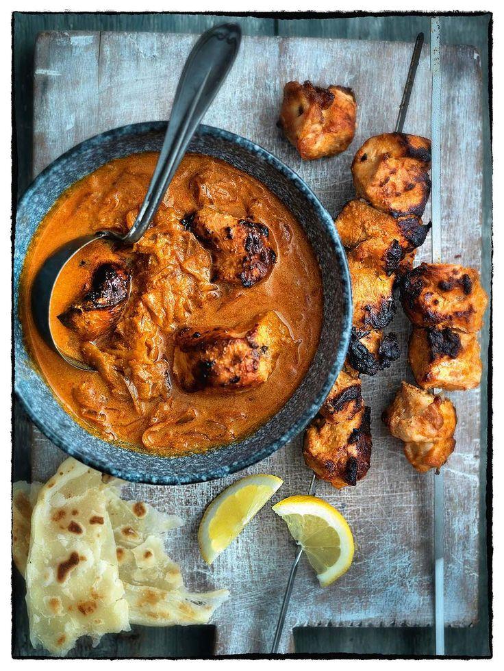 Madhur's Chicken Tikka Masala - The Happy Foodie
