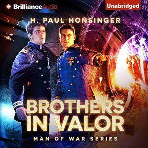 Man of War, Book 3 - H. Paul Honsinger