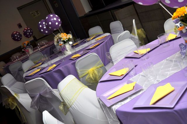 Daisy Duck Garden Birthday Party Ideas | Photo 1 of 19 | Catch My Party