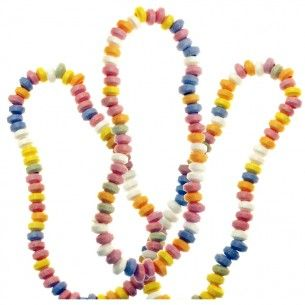 Candy Necklace - Girls Party Bag Fillers - Party Bags & Fillers - Party Supplies