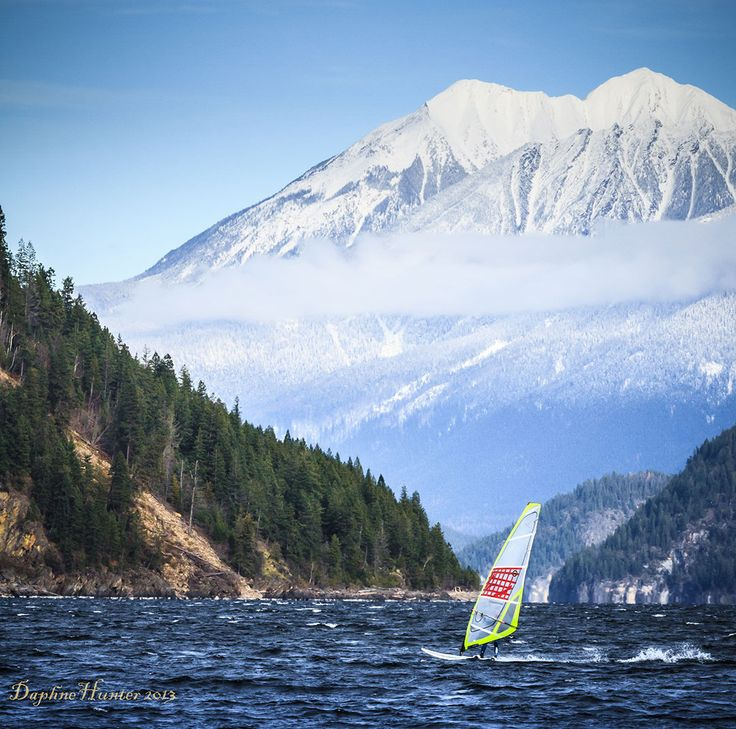 Kootenay Lake: the heart of our region | Nelson Kootenay Lake Tourism