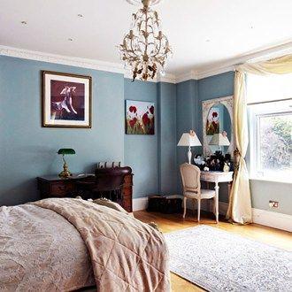 Fantastica tonalità di colore alle pareti: si abbina benissimo con il grigio