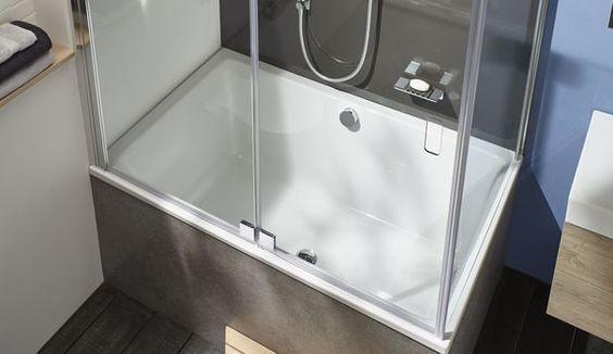les 25 meilleures id es de la cat gorie petite baignoire sur pinterest baignoire petite salle. Black Bedroom Furniture Sets. Home Design Ideas