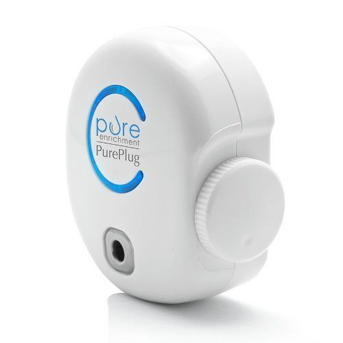 PurePlug Air Purifier - Small Space Direct Plug-in Purifier Cleans the Air of Bacteria, Viruses, Fungi, & More - Ozone Regulator Designed to Completely Destroy Odors by Pure Enrichment, http://www.amazon.com/dp/B008CQO62W/ref=cm_sw_r_pi_dp_k9uasb1TMCSVW