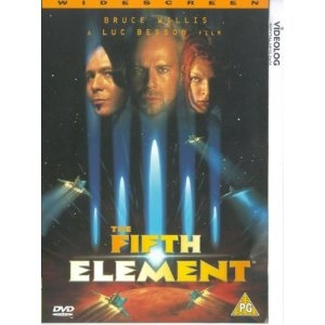 Fifth Element directed by Luc Besson