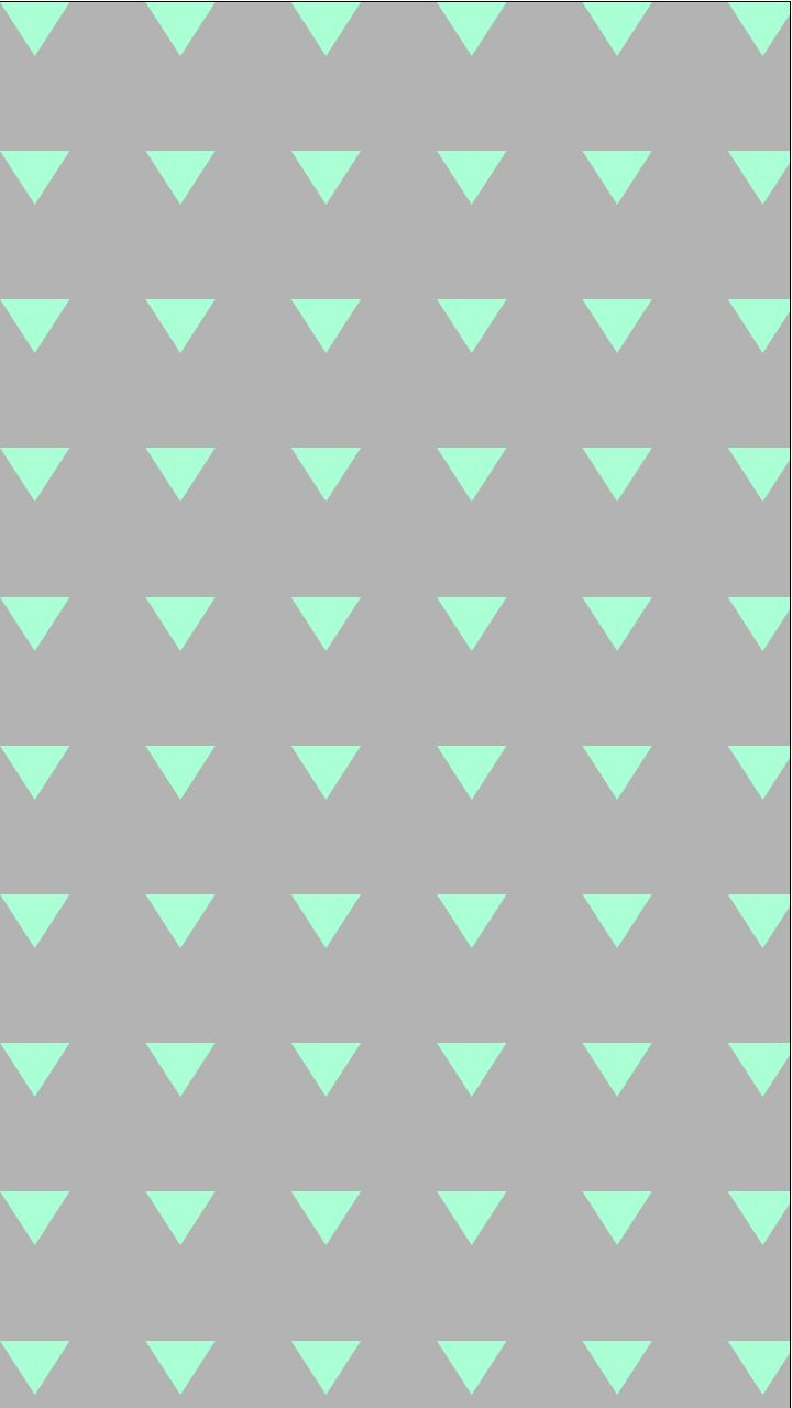Galaxy Mint Triangles Iphone Background Wallpaper Phone Lock Screen