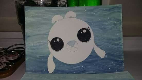 Seal. Song of the sea.