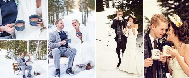 kış düğünleri fotoğraf önerileri