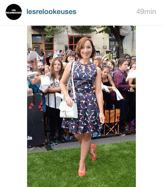 Marie-Claude St-Laurent… Vrak la vie Karv, l'anti.gala 2015