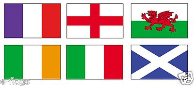 Massive 10 metres of rugby 6 nations #flags bunting #wales #scotland ireland fran,  View more on the LINK: http://www.zeppy.io/product/gb/2/271730780512/