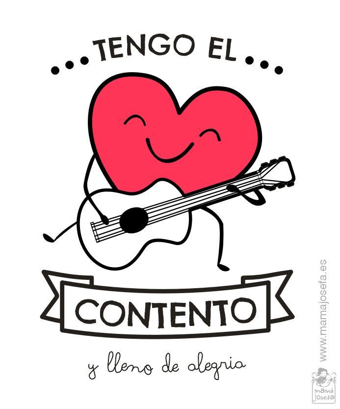 ♥ FELIZ ✭Teresa Restegui http://www.pinterest.com/teretegui/ ✭
