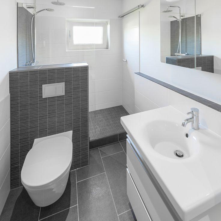 die besten 25+ badezimmer 1 m breit ideen auf pinterest, Badezimmer