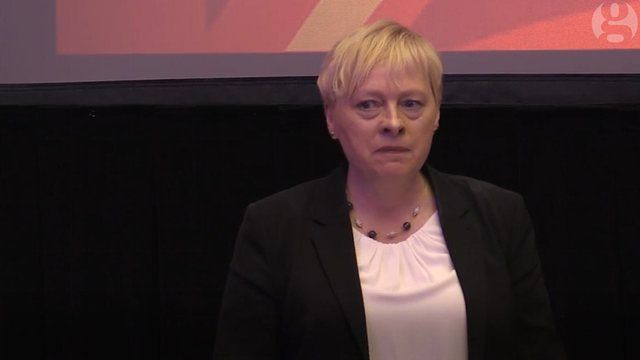 'They've made him foreign secretary?' Boris Johnson's elevation stuns Angela Eagle – video