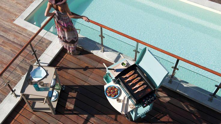 Plancha Barbecue Le Marquier - Planchas en fonte , Poele a bois , Barbecues - LeMarquier