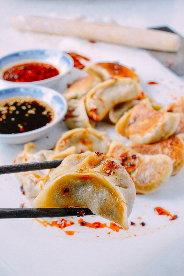 Vegetable Dumplings Recipe, steamed or pan fried, they are so good!