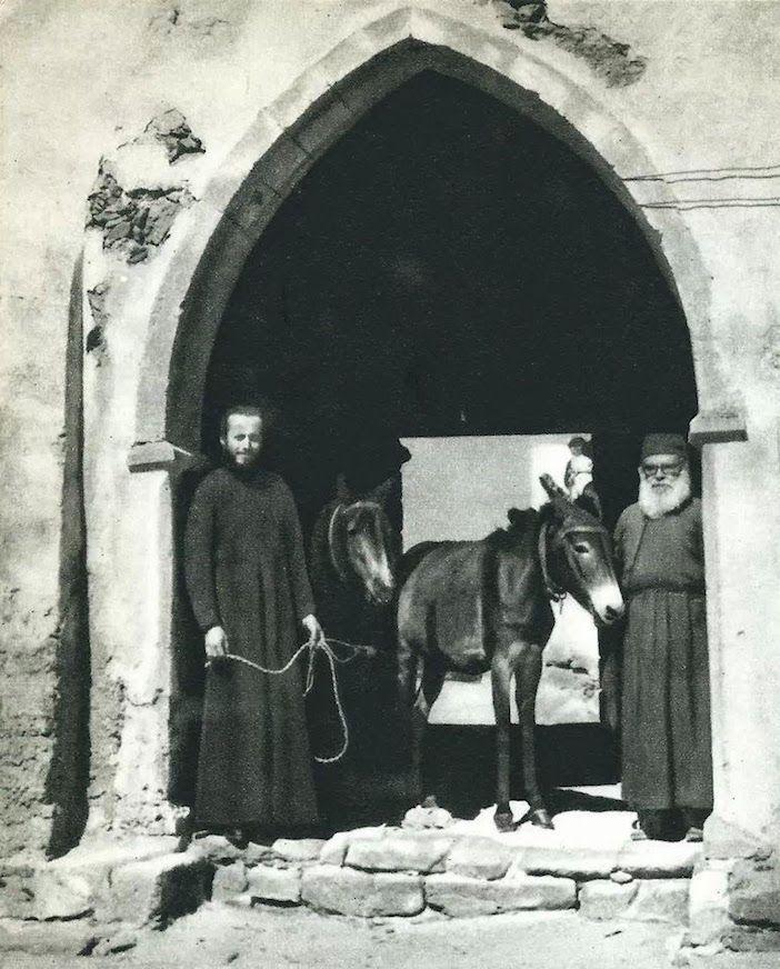 Η Κρήτη του 1950 μέσα από 52 εξαιρετικές φωτογραφίες του Γάλλου ταξιδευτή…