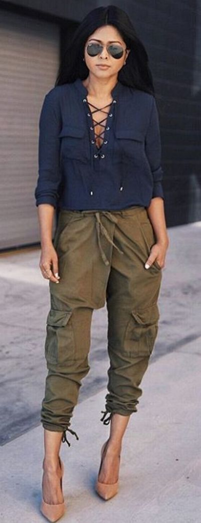 1000 Ideas About Cargo Pants Outfit On Pinterest Pants