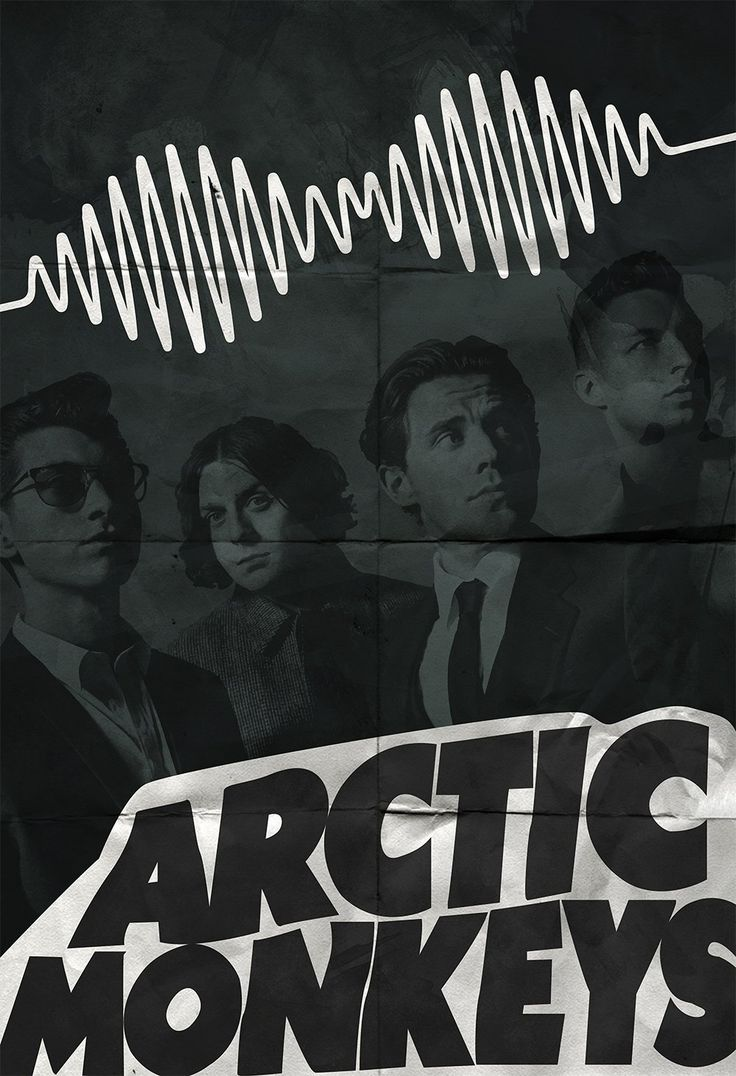 Arctic Monkeys AM Illustration Album Art Print Band Poster Giclee on Cotton Canvas and Paper Canvas Grunge Wall Decor. Music poster print giclee featuring Arctic Monkeys AM album cover stylized illustration with band members in the background. This print is available on high quality 60lb/230gsm paper canvas and (NEW!) premium 360gsm double woven cotton canvas. Paper canvas prints are borderless. Cotton canvas prints have a border of 30mm on all sides. Each print is shipped unframed and…