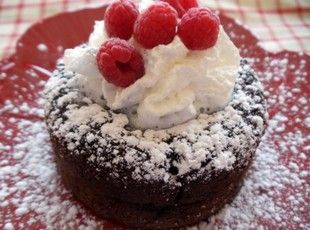 Homemade Lava Cakes
