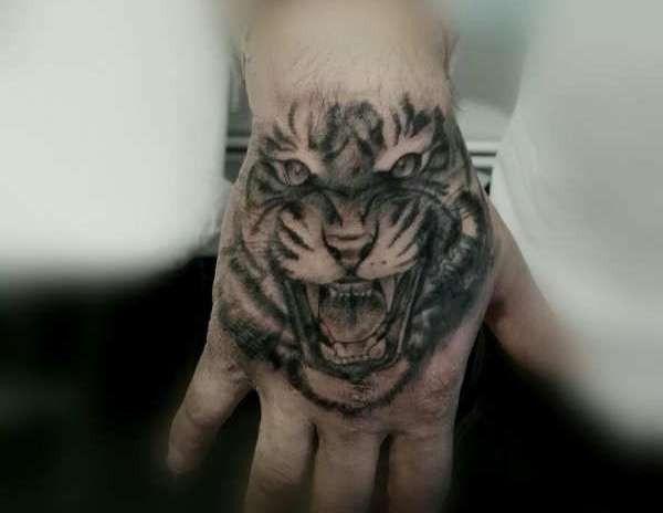 Tigre Significato Idee E Foto Tatuaggi