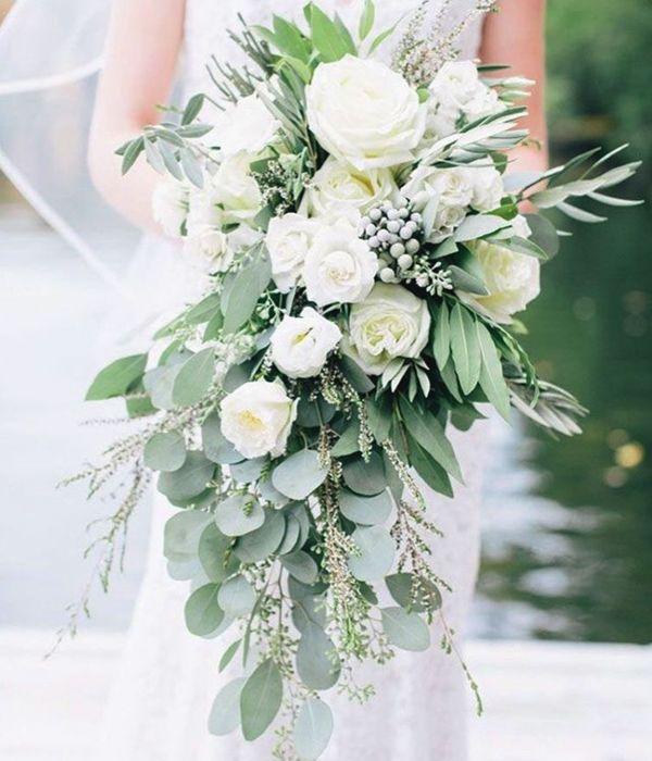 Wedding Altar Flowers With Eucalyptus: Best 25+ Wedding Plants Ideas On Pinterest