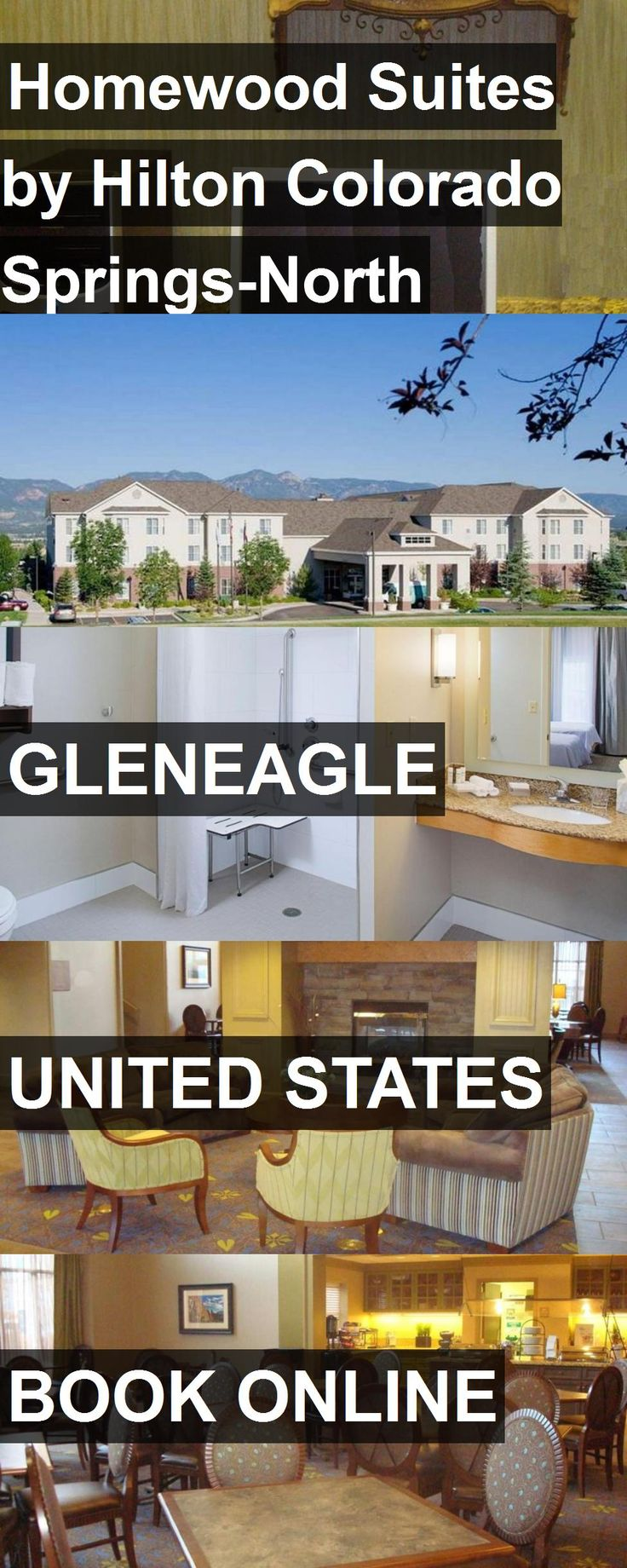 Hotel Homewood Suites By Hilton Colorado Springs North In Gleneagle United States For