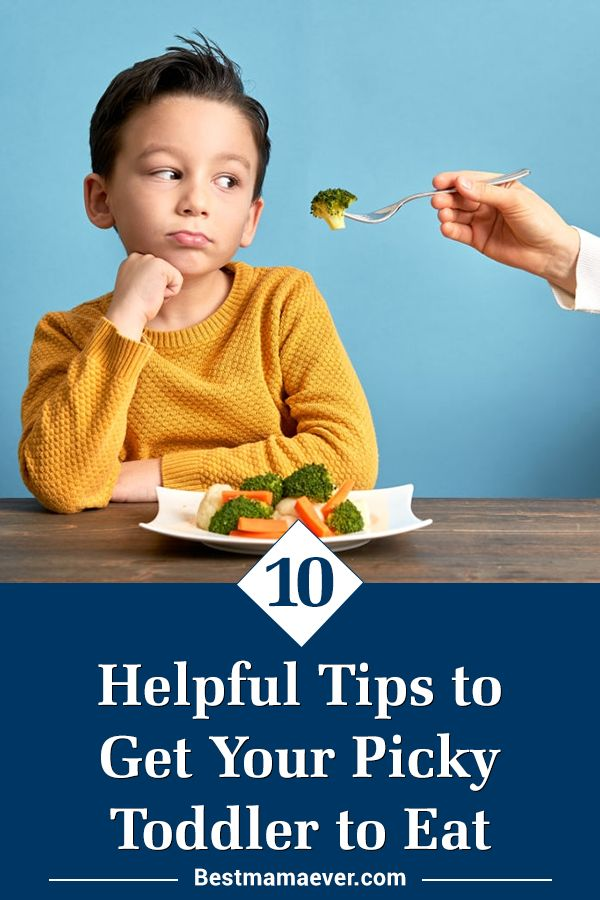 how to stop being a picky eater