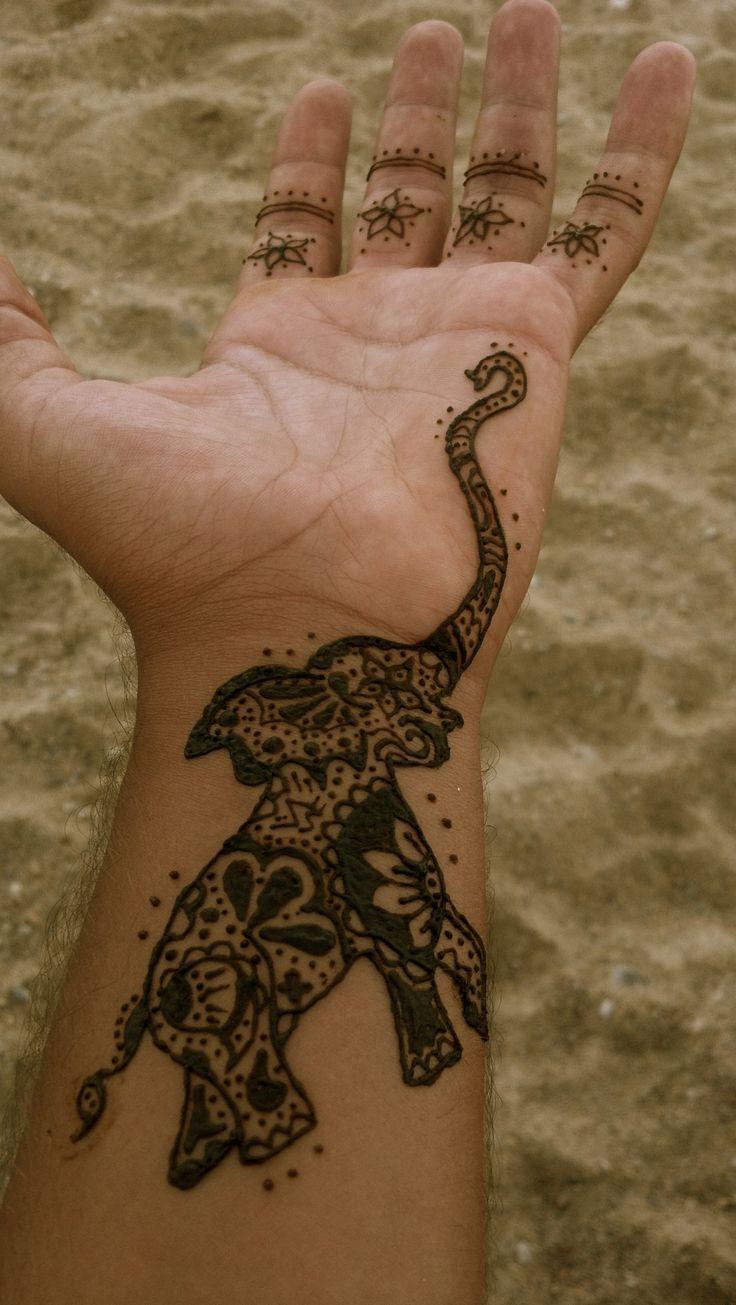 51 Cute and Impressive Elephant Tattoo Ideas