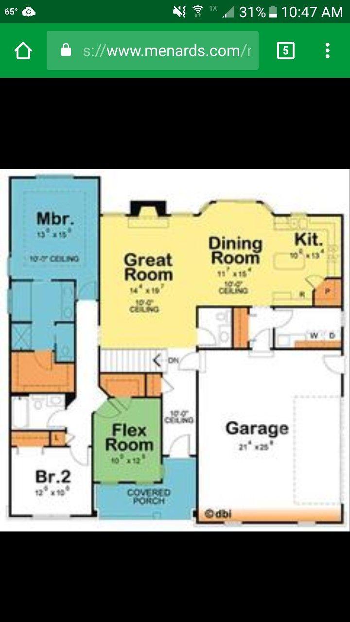 menards floor plan the brisson dbi30066 floor plans