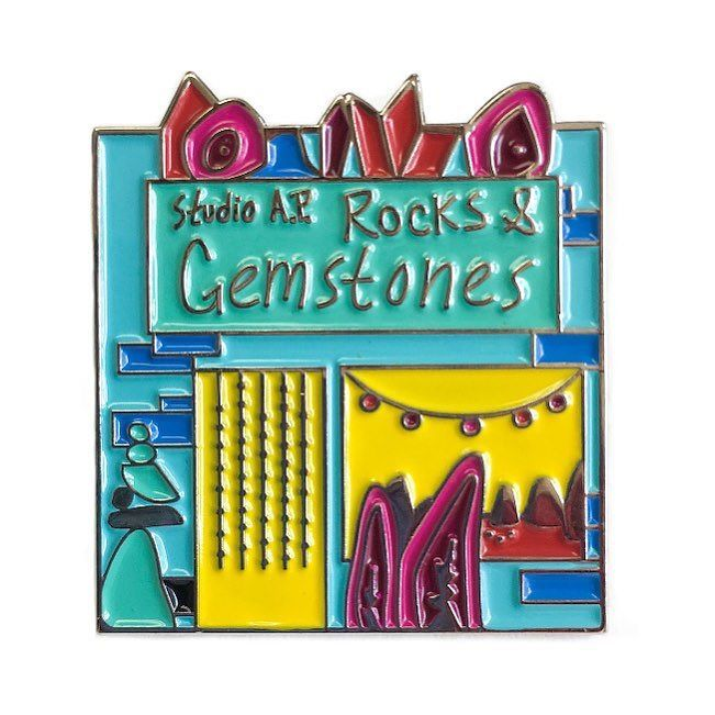 Gem store enamel pin grab yours online now! - #lapelpins #lapel #enamelpin #enamelpins #enameljewelry #pinstagram #pinstreetpins
