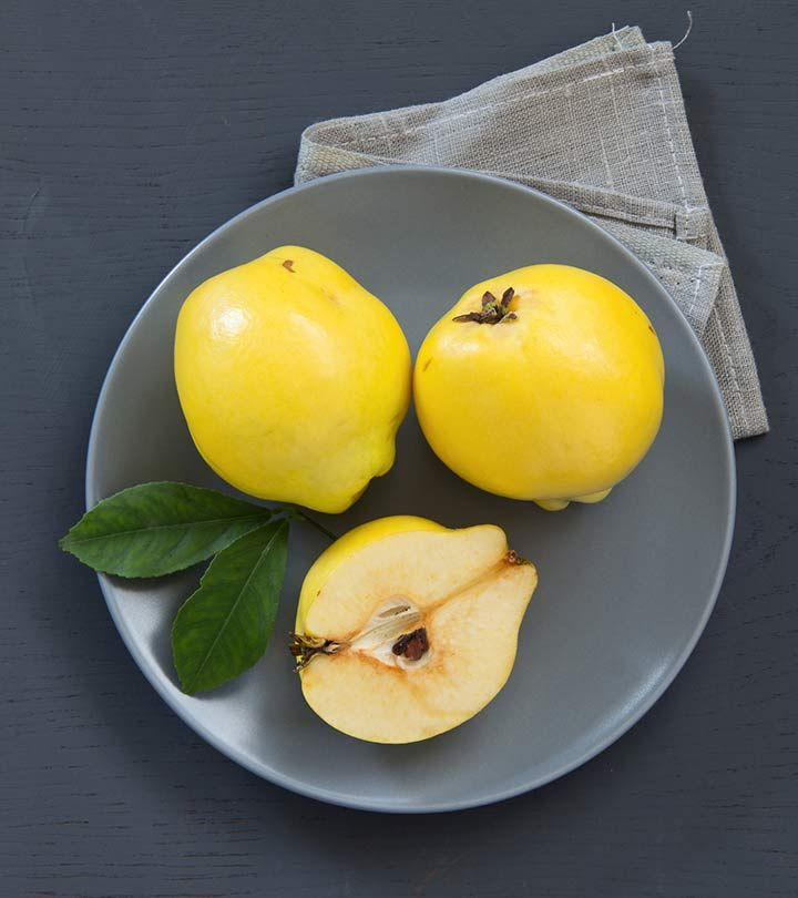 Fruits always helps us to stay healthy! Quince is one such healthy fruit almost everyone enjoys. Here are 15 amazing health benefits of this fruit for you to know.
