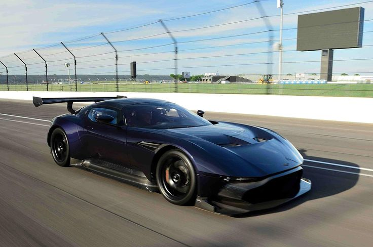 Image for 2016 Aston Martin Vulcan Wallpaper