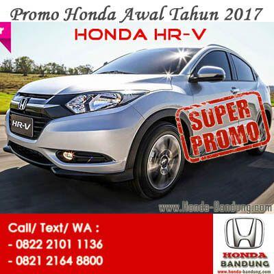 Promo Paket Kredit Super Deal DP Ringan Honda HR-V 2017 Bandung. Sales: 082221011136