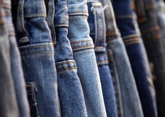 Come riciclare i vecchi jeans: tante idee di riciclo creativo del denim #moda #diy #faidate