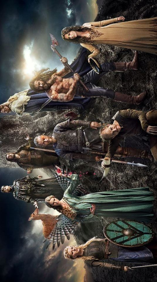 Tv Show - Vikings