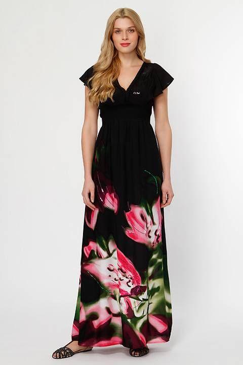 Desigual - Maxi Φόρεμα Berna 40V2890