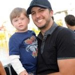 OMG Luke Bryan's Son Bo Is In Big Trouble For Drawing All Over the Family Piano [PHOTO]