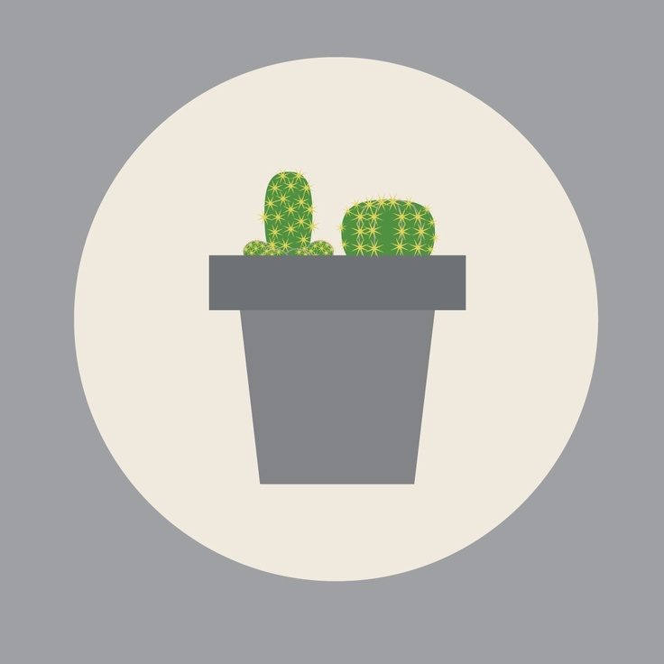 Chicharito & Mucho.  02's cactuses