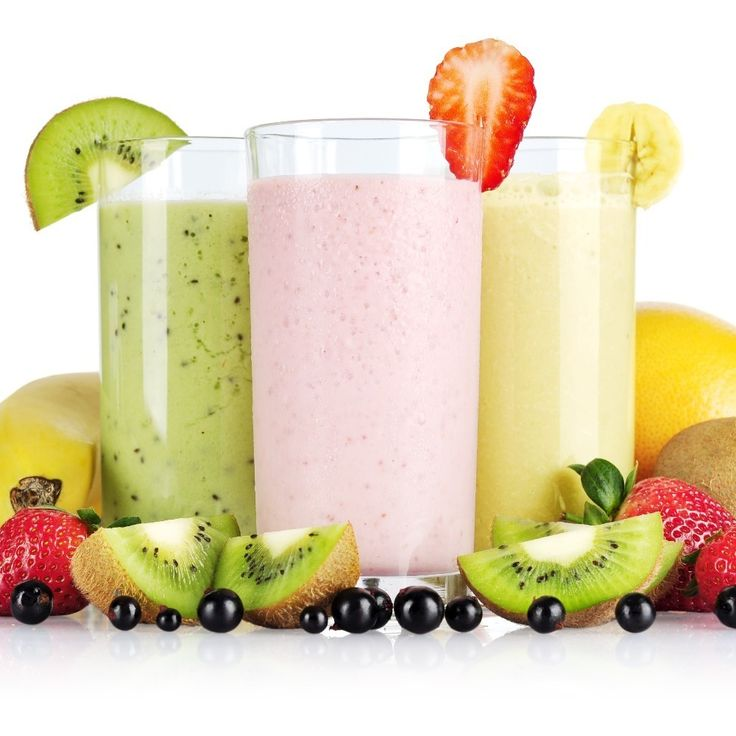 <p>Smoothies are a delicious way to snack healthy and the possibilities are endless. My favorite smoothies contain:</p><ul><li>protein: protein powder, cottage cheese, greek yogurt or cows milk</li><li>fruit: berries for lots of antioxidants!</li><li>greens: like spinach or kale for a blast of vitamins and minerals</li><li>liquid: coconut water, almond milk, cows milk, splash of juice</li></ul>