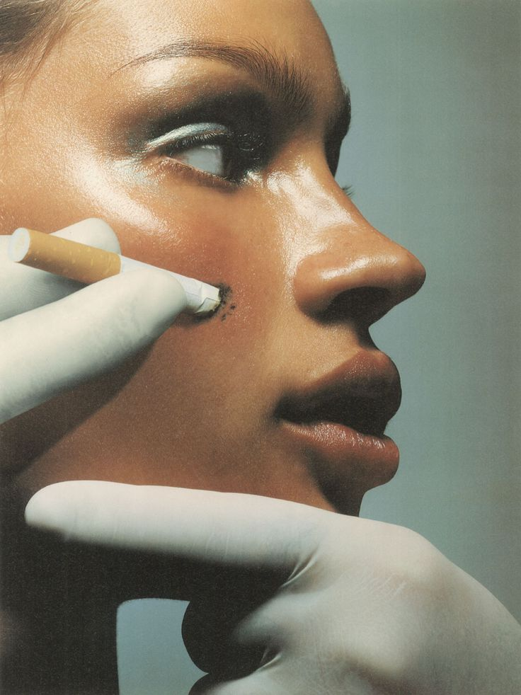 The Burning Zone, Vogue Australiaphotography and stylingdonna trope make-up christopher adroff  Fashion Images de Mode Nº4 (1999)