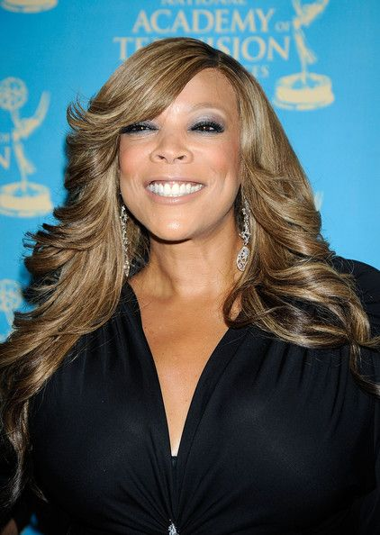 Wendy Williams. Cool.