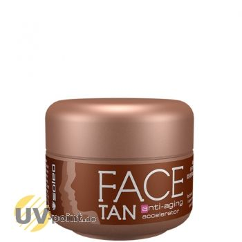 Soleo FACE TAN Anti-aging Accelerator for Face Skin 15ml