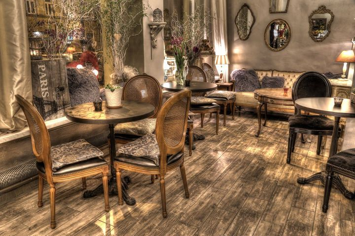 "Gliwice - kawiarnia ""Cafe & Collation"" (Plac Inwalidów 5)"