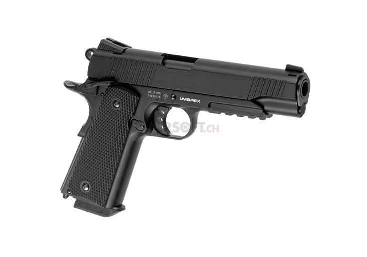 M1911 Tactical Co2 (Elite Force)