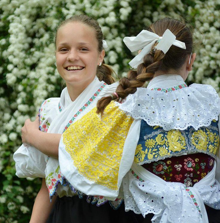detský kroj, Slovensko